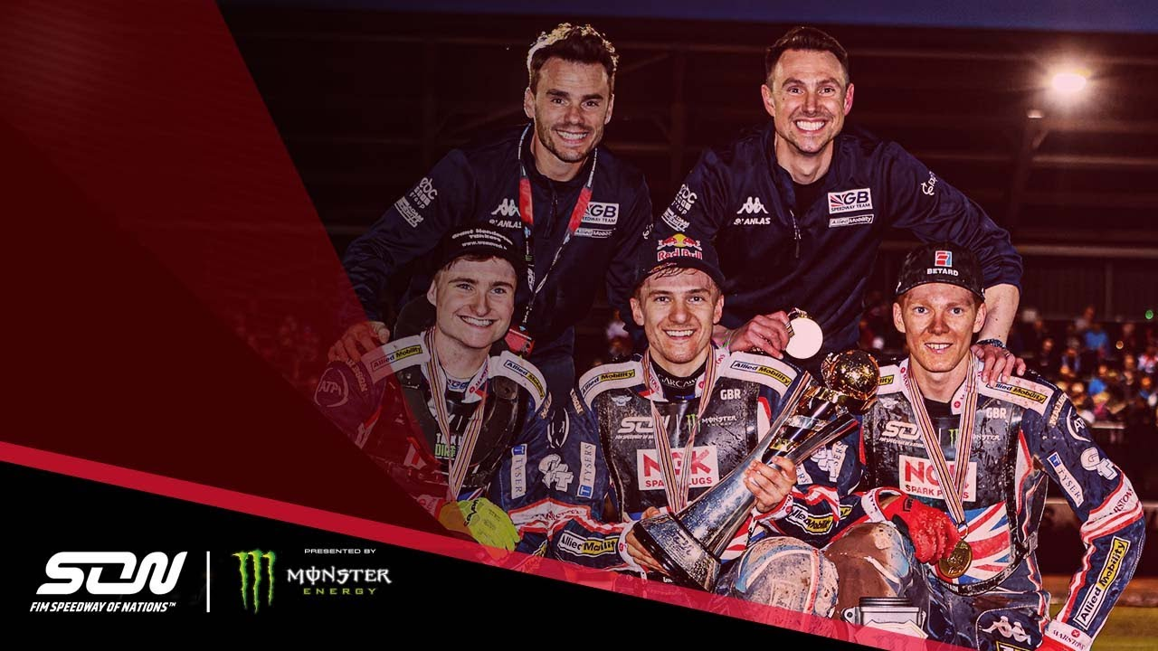 Great Britain crowned World Champions! | Monster Energy Speedway of Nations