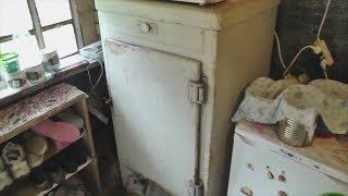 Холодильник, 1949г.в. Германия.(, 2014-09-10T19:35:14.000Z)
