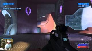 Halo 2- SUDDOTH 1- Midship 4s - Against Naded