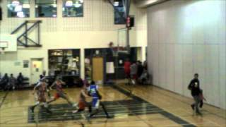 Aaron Fernandes U15 Genesis Basketball Mix