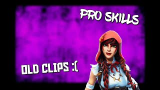 I'm such a bot - FORTNITE MONTAGE - Pro Skills - Very old clips don't judge.