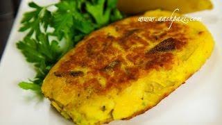 Leek Frittata (Leek Patties) Recipe
