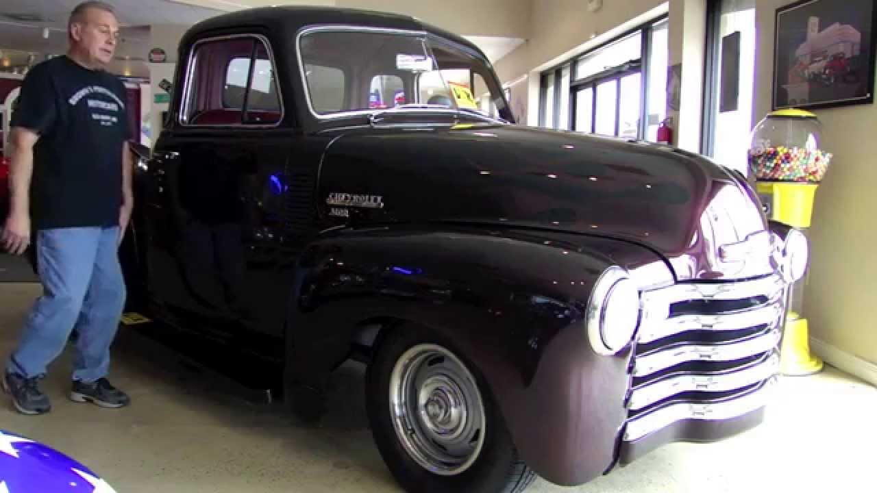 1951 chevy 5 window pickup truck for sale youtube for 1951 chevy 5 window pickup for sale