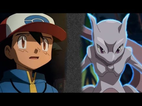 Mewtwo Strikes Back Again Pokemon Movie 22 News Youtube