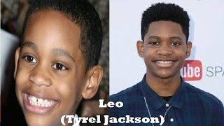 Personagens de Super Nerds antes e depois !