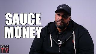 Sauce Money on Writing Puffy