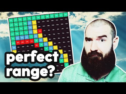 Is This The PERFECT PREFLOP RANGE? | SplitSuit