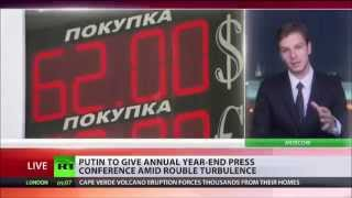 2014 Q&A MARATHON 'Public AWAITS Putin's TAKE On Watershed YEAR For RUSSIA'
