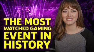 The Most Watched Gaming Event In History, Worlds
