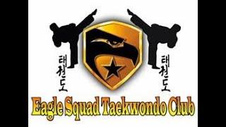 EAGLE SQUAD TAEKWONDO WINNING MOMENTS