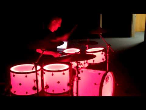 The Glo Kit - by Risen Drums - YouTube