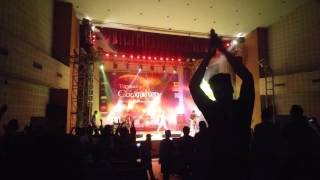 UNDERGROUND AUTHORITY BAND @MERI TEMPEST KOLKATA 2K15