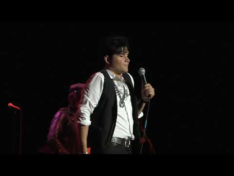 """Victor Treviño Jr, """"Funny How Time Slips Away"""" - video by Susan Quinn Sand"""
