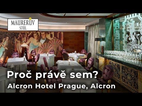 Alcron Hotel Prague, Alcron