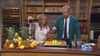 """Kcl - T.loft Creates The Perfect, Healthy Summer """"mocktail"""""""