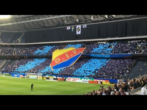 AIK - DIF Svenska cupen 2018 semifinal