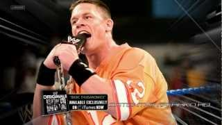 "WWE 2003/2005-2012: John Cena 5th Old Theme Song - ""Basic Thuganomics"" [CDQ + Download Link]"
