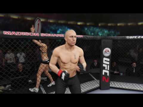 UFC 2 George ST-Pierre Vs Matt Hughes
