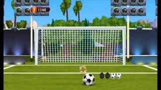101 in 1 Sports Party Megamix - Soccer Juggle - Nintendo Wii