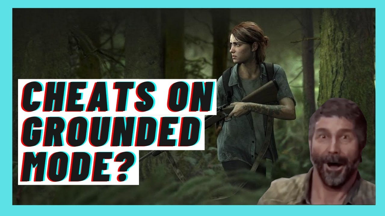 Can You Use Cheats For Grounded Mode TLOU2? Will Game Modifiers Work For The Grounded Mode Trophy?