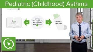 Pediatric Asthma - Pediatrics | Lecturio