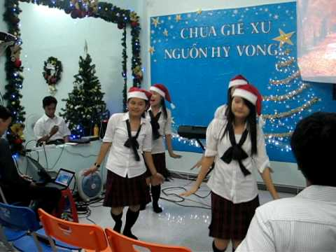 Múa Giáng Sinh