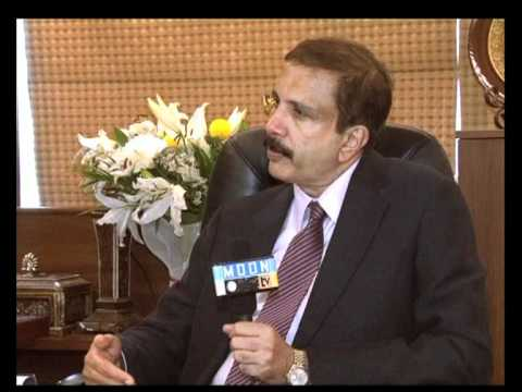 MOON TV Interview with Dr. Azad Moopen, Chairman DM Healthcare