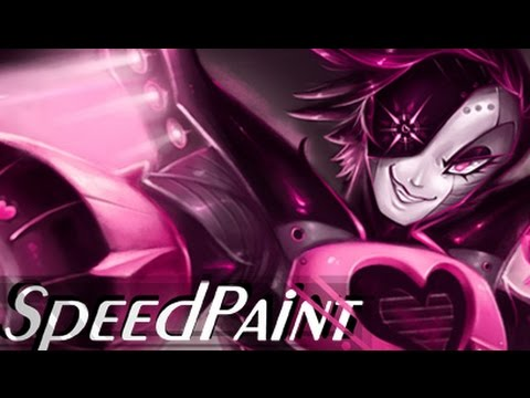 Mettaton Neo SPEEDPAINT! - (Undertale) The Power of Neo