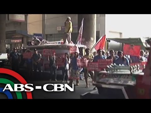 Failon Ngayon: Transport Strike