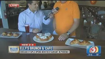 It's a first in the Valley: Elly's Brunch & Cafe opens in Arizona (part 1)