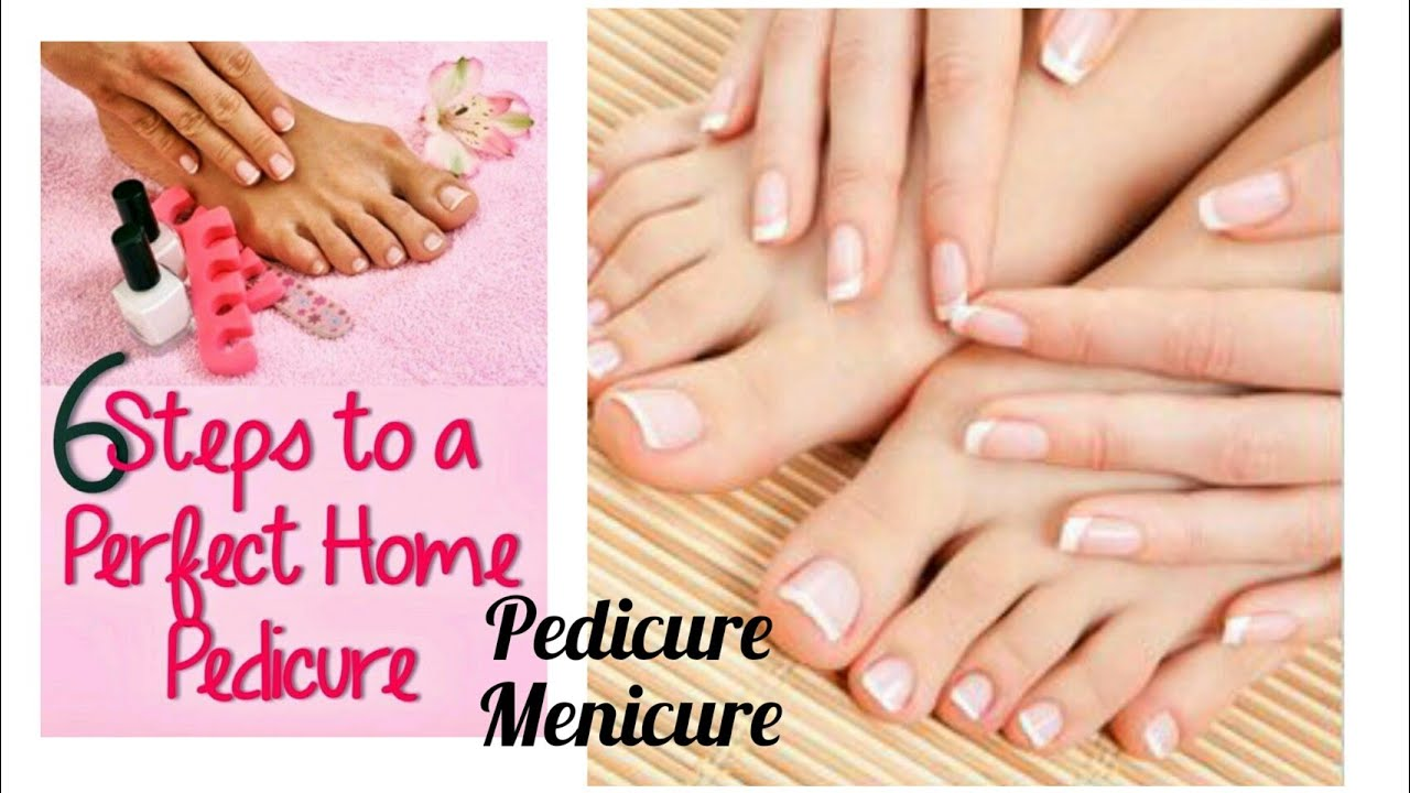 perfect pedicure and wonderful manicure with lofty product ...