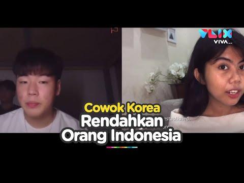 Nekat! Pemuda Korea Ini Berani Hina Indonesia!
