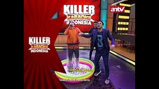 Zulfa pegang tangan Raffi karena ketakutan! - Killer Karaoke Indonesia