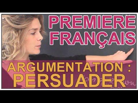 Dissertation franais convaincre et persuader