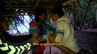 Şok! Sahra ve Berna Birbirine Girdi!  Survivor  Acunn com