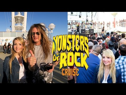 Sailing with the Rock-stars (Monsters of Rock 2016)