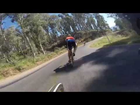 Victorian Alpine Cycling Adventure, March 2015