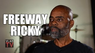 Freeway Ricky on How He Got Rich by NOT Working for His Money (Part 12)