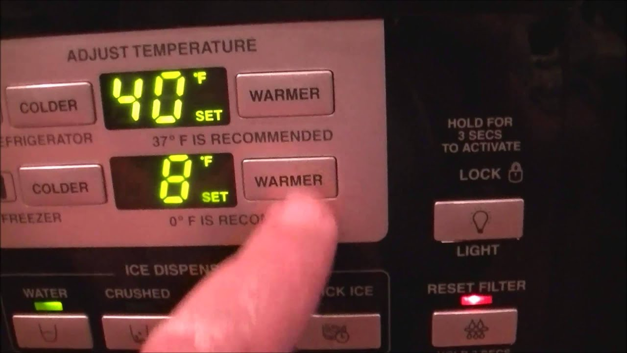 Ge Profile Refrigerator Problems Ge Profile Refrigerator Problems General Electric Youtube