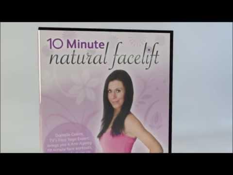 Danielle collins face yoga app