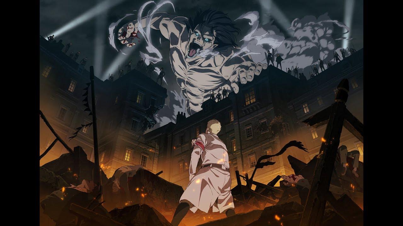 Attack on Titan Season 4 Final Season Official Trailer ...