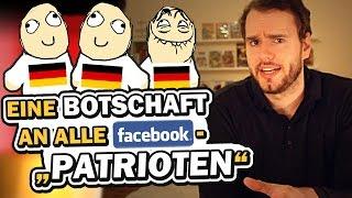"""Eine Botschaft an alle Facebook-""""Patrioten"""" [ARMES DEUTSCHLAND]"""