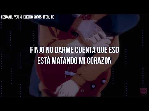 Given Opening Full | Kizuato - Centimilimental | Sub Español - Lyrics