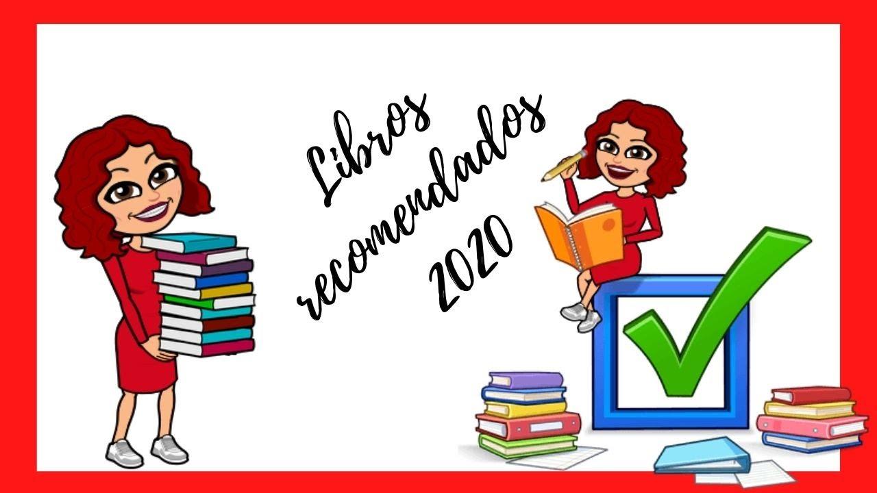 📚LIBROS recomendados 2020