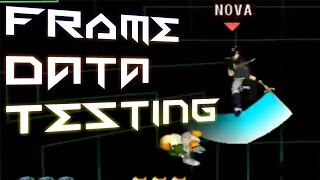 How to Test Frame Data in 2002 - Mew2King