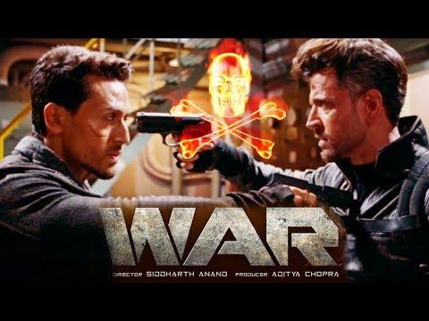 War Movie | Tiger Shroff Vs Hrthik Roshan Biggest Action | Vani Kapoor | Siddharth Anand |