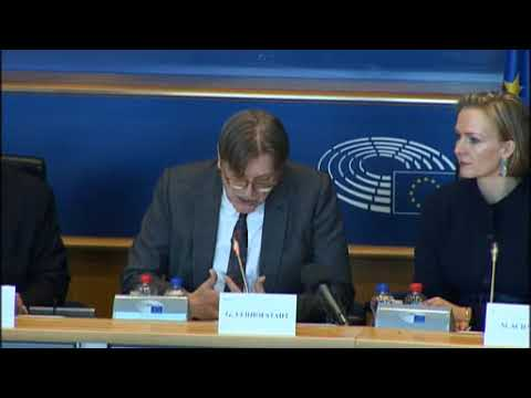ALDE Conference, Perspectives for EU-Russia relations