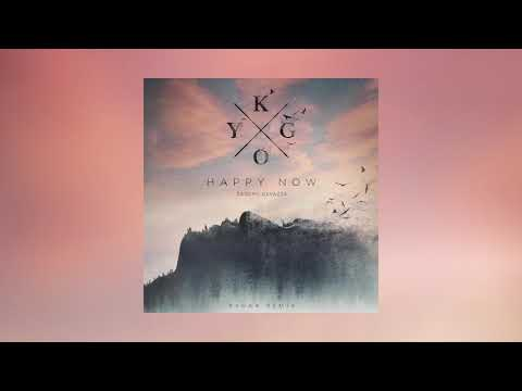 Kygo - Happy Now Ft. Sandro Cavazza (R3HAB Remix)