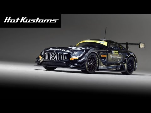 Tarmac Works Mercedes AMG GT3 With Killer Details!