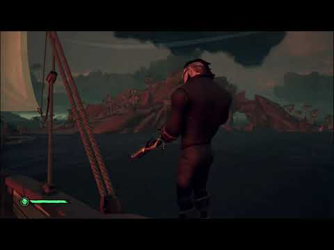 Griches  beware the stow aways on Sea of Thieves